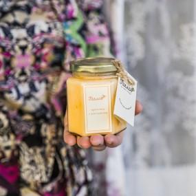 Крем-мёд с фруктами