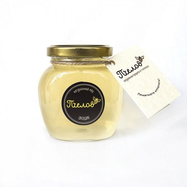 Акациевый мёд, 300 гр.