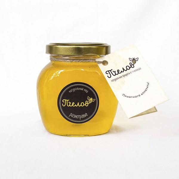 Мёд из разнотравья, 300 гр.