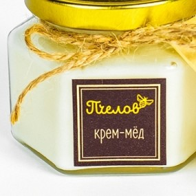 Крем-мёд без добавок